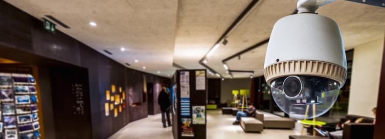 Contrôle d'accès hotels entreprises Paris 77 94