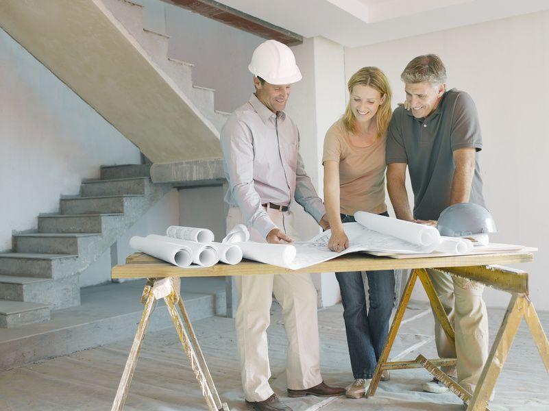 architecte intérieur conseil plan