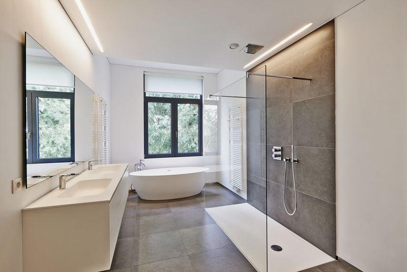 amenagement interieur salle de bains